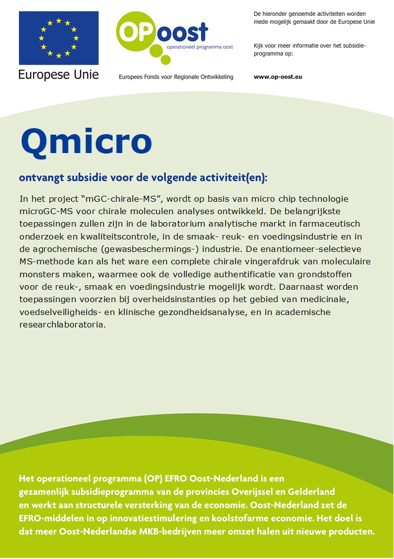 EFRO project