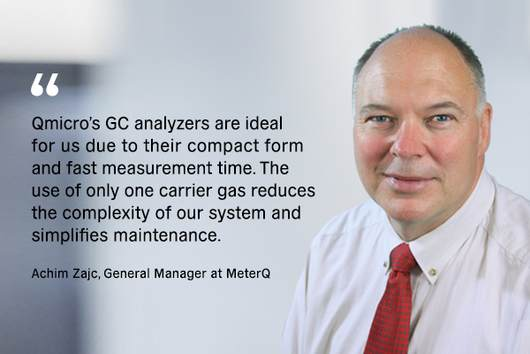 GC analyzers from Qmicro